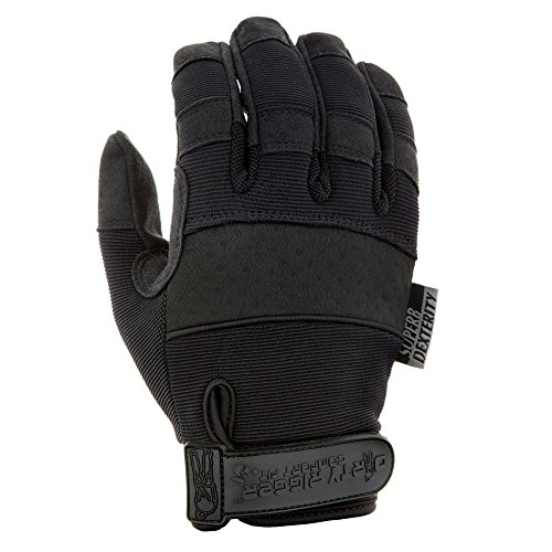 Dirty Rigger DTY-0.5ORGL Large Gloves - Black from Dirty Rigger