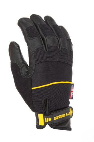 Dirty Rigger Leather Grip Large Rigger Glove from Dirty Rigger