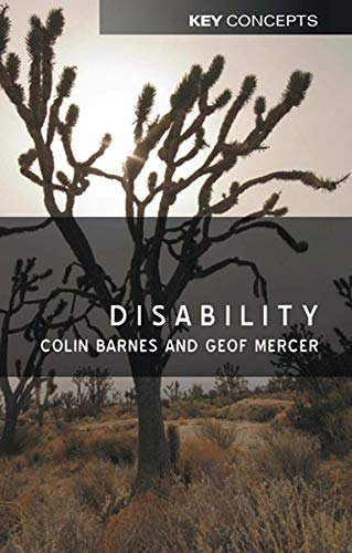 Disability (Polity Key Concepts in the Social Sciences series) from Polity Press