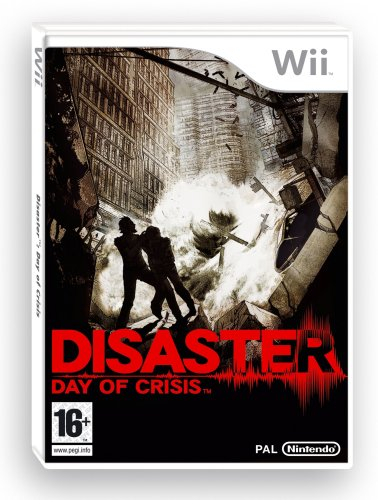Disaster: Day Of Crisis (Nintendo Wii) from Nintendo