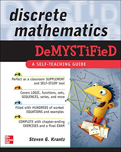 Discrete Mathematics DeMystiFied from McGraw-Hill Education