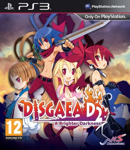 Disgaea D2: A Brighter Darkness (PS3) from NIS America