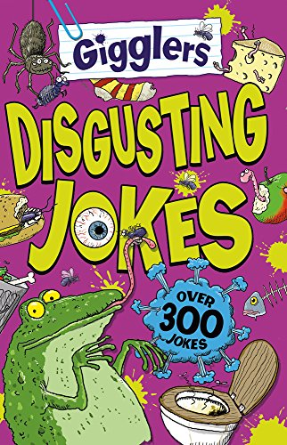 Gigglers: Disgusting Jokes from Scholastic