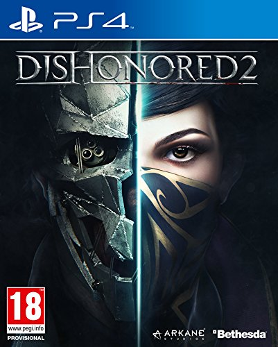 Dishonored 2 (PS4) from Bethesda
