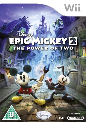 Disney Epic Mickey 2 - The Power of Two (Wii) from Disney Junior