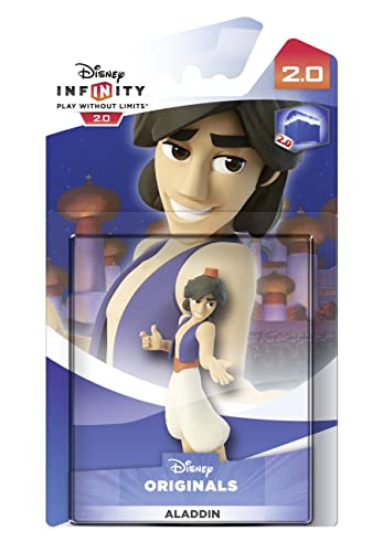 Disney Infinity 2.0 Aladdin Figure (Xbox One/360/PS4/Nintendo Wii U/PS3) from Disney