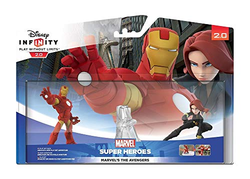 Disney Infinity 2.0 Avengers Playset (PS3/PS4/Nintendo Wii U/Xbox One/360) from Disney