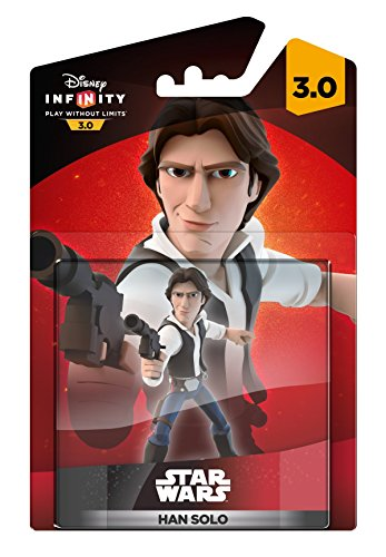 Disney Infinity 3.0: Star Wars Han Solo Figure (PS4/PS3/Xbox 360/Xbox One/Nintendo Wii U) from Disney