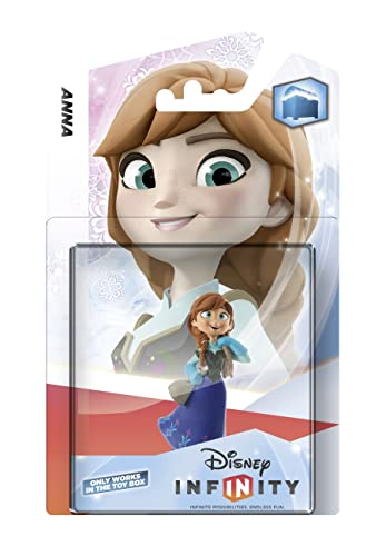 Disney Infinity Character - Anna (Xbox 360/PS3/Nintendo Wii/Wii U/3DS) from Disney