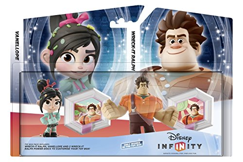 Disney Infinity Wreck-It Ralph Toy Box Set (Xbox 360/PS3/Nintendo Wii/Wii U/3DS) from Disney