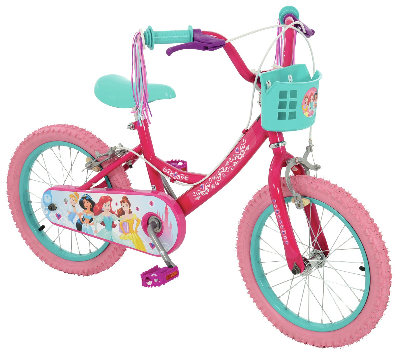 Disney Princess 16 Inch Kids Bike - Pink from Disney Princess