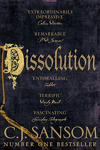 Dissolution (The Shardlake series) from Pan