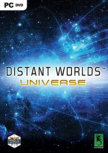 Distant Worlds: Universe from Slitherine Ltd