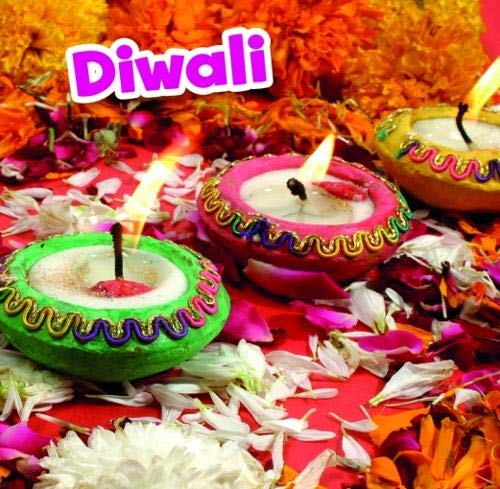 Diwali (Little Pebble: Festivals in Different Cultures) (Holidays in Different Cultures) from Raintree