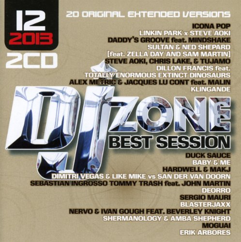 Dj Zone Best Session 12/2013