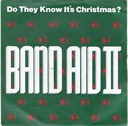 Do They Know It's Christmas / Do They Know It's Christmas Instrumental from Polydor