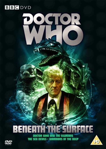 Doctor Who - Beneath the Surface (The Silurians [1970] / The Sea Devils [1972] / Warriors of the Deep [1984]) [DVD] from BBC