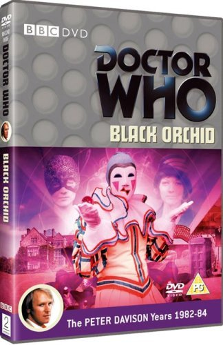 Doctor Who - Black Orchid [1981] [DVD] from BBC