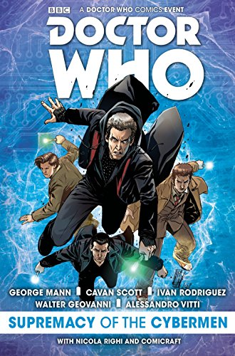 Doctor Who Event 2016: The Supremacy of the Cybermen from Titan Comics