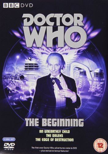 Doctor Who - The Beginning (An Unearthly Child [1963] / The Daleks [1963] / The Edge of Destruction [1964]) [DVD] from 2 Entertain Video