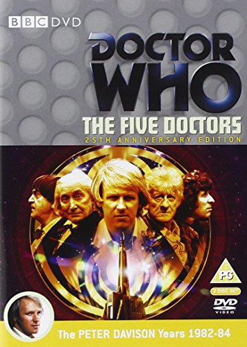 Doctor Who - The Five Doctors (25th Anniversary Edition) [1983] [DVD] from BBC