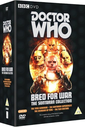 Doctor Who: Bred for War - The Sontaran Collection [DVD] from BBC