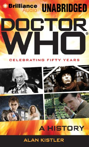 Doctor Who: Celebrating 50 Years: A History