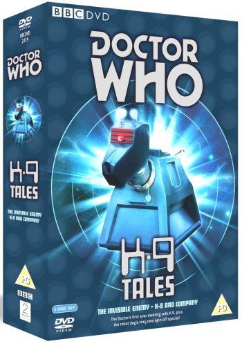 Doctor Who: K9 Tales Box Set (Invisible Enemy/K9 and Co) [DVD] from 2entertain
