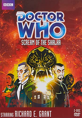 Doctor Who: Scream of the Shalka [DVD] [Region 1] [US Import] [NTSC] from Warner Manufacturing