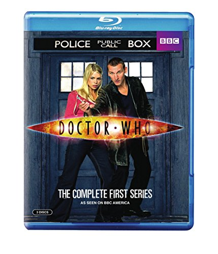 Doctor Who: The Complete First Series [Blu-ray] from Warner Manufacturing