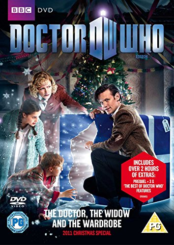Doctor Who: The Doctor, the Widow and the Wardrobe, 2011 Christmas Special  [DVD] from 2entertain