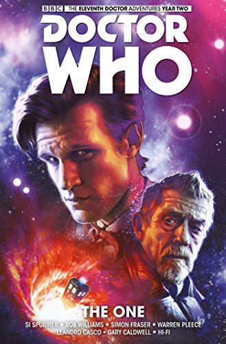 Doctor Who: The Eleventh Doctor Volume 5 - The One from Titan Comics