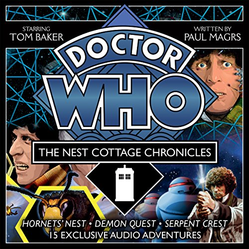 Doctor Who: The Nest Cottage Chronicles: 4th Doctor Audio Originals from BBC Physical Audio