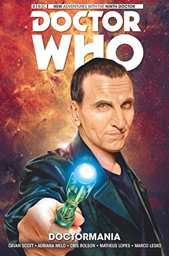 Doctor Who: The Ninth Doctor Volume 2 - Doctormania from Titan Comics