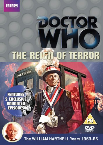 Doctor Who: The Reign of Terror [DVD] from 2entertain