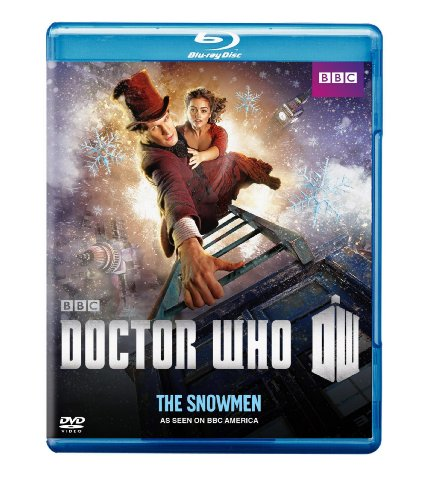 Doctor Who: The Snowmen [Blu-ray] [US Import] from Warner Manufacturing