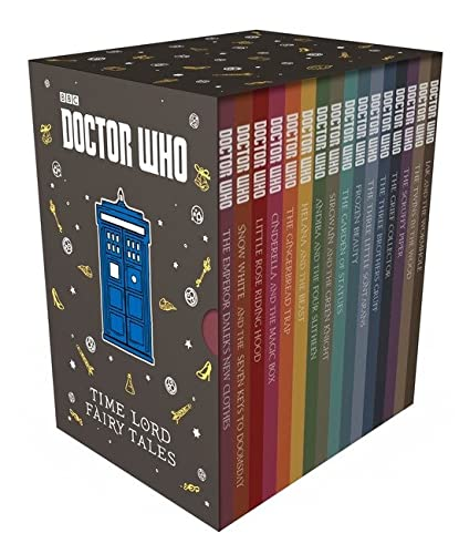 Doctor Who: Time Lord Fairy Tales Slipcase from Penguin