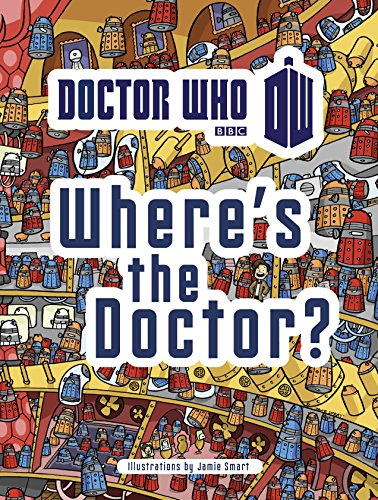 Doctor Who: Where's the Doctor? from PENGUIN GROUP (UK)
