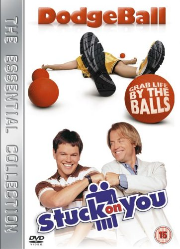 Dodgeball - A True Underdog Story/Stuck On You [DVD] from 20th Century Fox Home Entertainment
