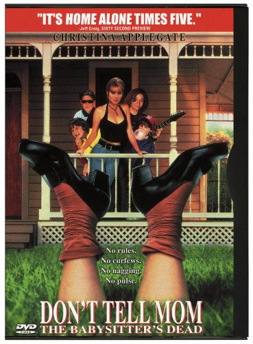 Don't Tell Mom the Babysitter's Dead [DVD] [1991] [Region 1] [US Import] [NTSC] from EMI