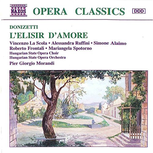 Donizetti: L'elisir d'amore from NAXOS