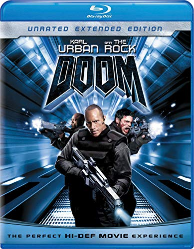 Doom [Blu-ray] [2005] [US Import] from Universal Home Video