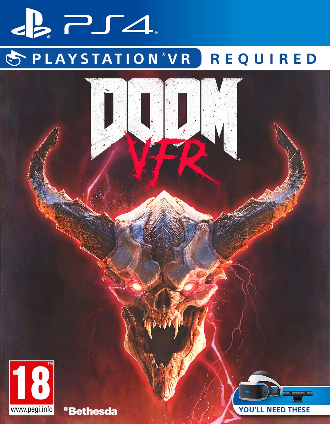 Doom VFR - PS VR Game - PS4 from DOOM