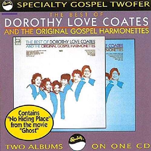 Dorothy Love Coates & the Original Gospel Harmonettes Vol.1& 2 from ACE