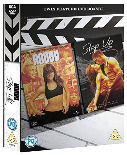 Double: Step Up/Honey [DVD] from Universal Pictures UK