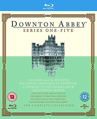 Downton Abbey - Series 1-5 [Blu-ray] [2010] from Universal Pictures
