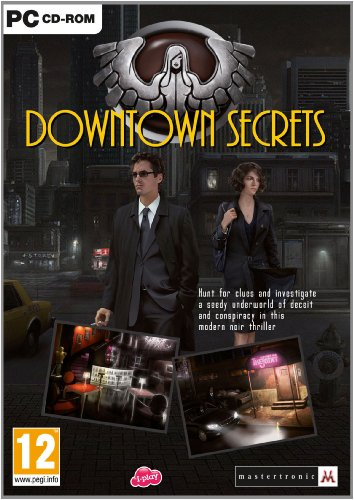 Downtown Secrets (PC DVD) from Mastertronic