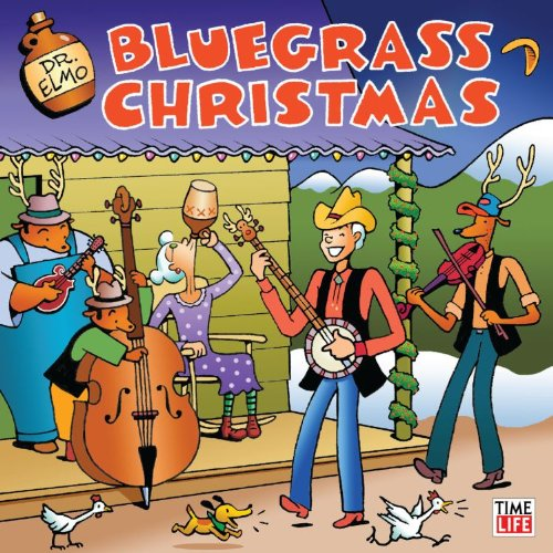 Dr Elmo: Bluegrass Christmas from WARNER