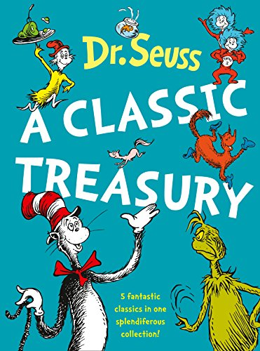 Dr. Seuss: A Classic Treasury (5 of Dr Seuss' best-loved tales omnibus) from HarperCollins Publishers