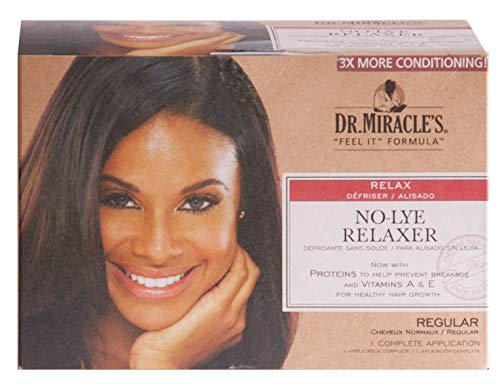 Dr.Miracle's No-Lye Relaxer REGULAR from Dr. Miracles